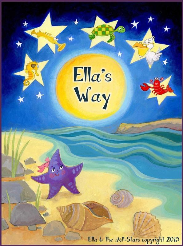 08ccd5abda376 This beautiful poster is a colorful reminder of the powerful messages in  the Ella s Way stories.